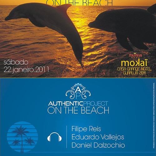 DJ Daniel Dalzochio live @ Mokai, Guarujá / SP - 22.01.2011