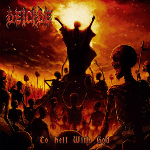 DEICIDE - Into the Darkness You Go