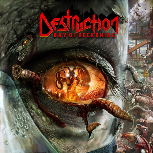 DESTRUCTION - Hate Is My Fuel