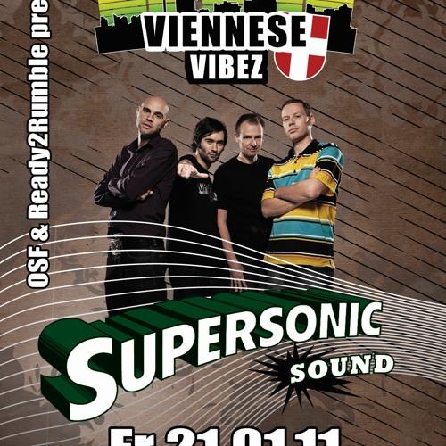 VIENNESE VIBEZ starring SUPERSONIC SOUND 21.01.2011 @ Reigen (Vienna) Pt.1