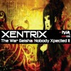 XentriX - The War Geisha ( OUT NOW on MINDSTORM RECORDS )