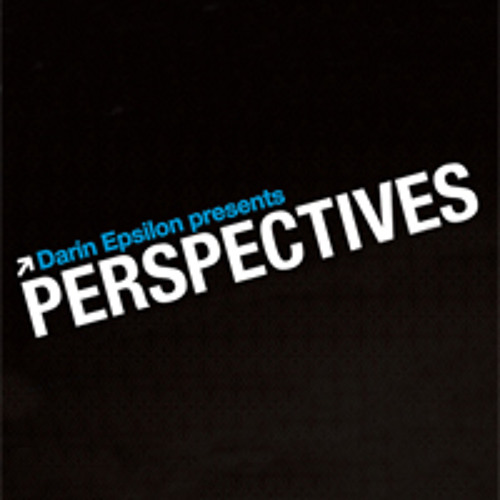 PERSPECTIVES Episode 048 (Part 1) - Darin Epsilon [Jan 2011]