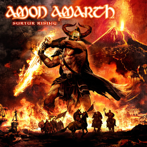 "Amon Amarth ""War of the Gods"""