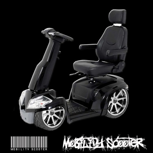 Mobility Scooter - Volume 2 (Dubstep Mixtape)