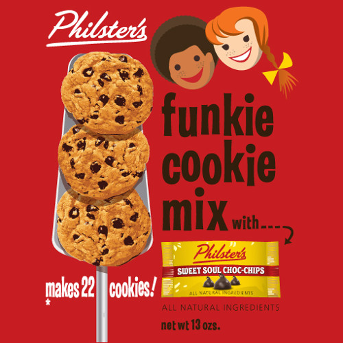 Philsters funkie cookie mix