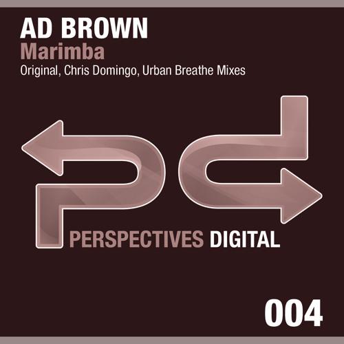 [PSDI 004] Ad Brown - Marimba (Urban Breathe Remix) - [Perspectives Digital]