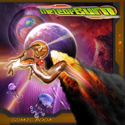 MeteorBurn – Comic Book - geocd060