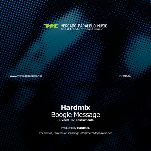 Boogie Message - Played by Jason Hodges, Nate Laurence & Jamie Garry.