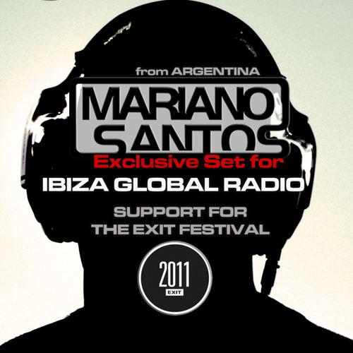 Mariano Santos @ Ibiza Global Radio