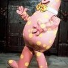 An Afternoon with Mr Blobby
