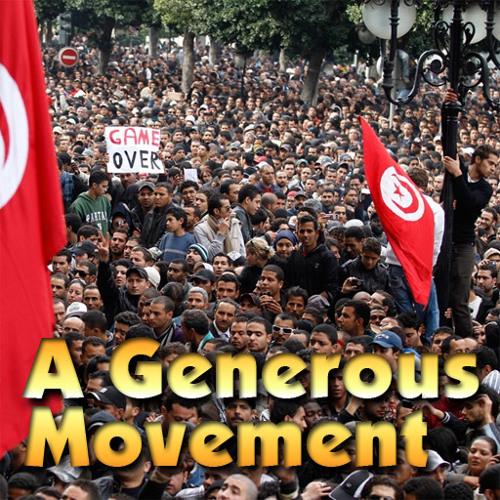 A Generous Movement