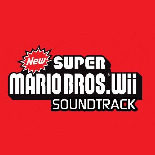New Super Mario Bros Wii - World 1 Map - Fields