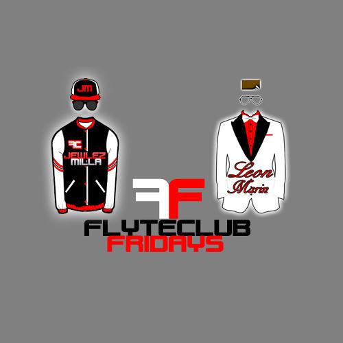 FlyteClubFridays - H.A.M. Freeverse - Leon Marin & Jewlez Milla