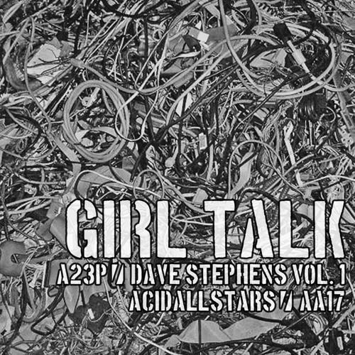 (AA17) Dave Stephens - Girl Talk - beatport exclusive