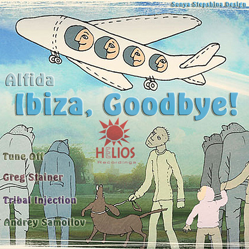 ALFIDA - Ibiza Goodbye! (Tribal Injection Oriental mix) demo-cut