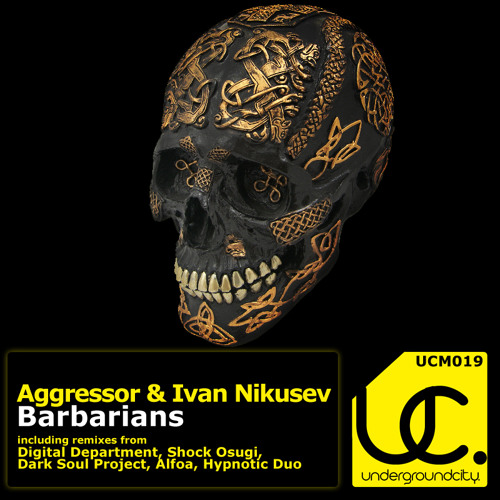 Aggressor & Ivan Nikusev - Barbarians (Shock Osugi Remix) [low quality promo] OUT NOW!