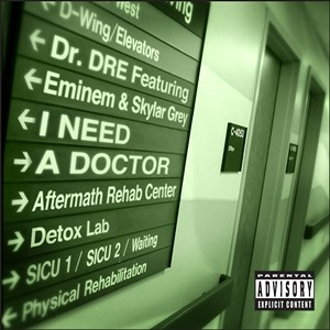 "Dr. Dre ""I Need A Doctor"" feat. Eminem and Skylar Grey mp3"