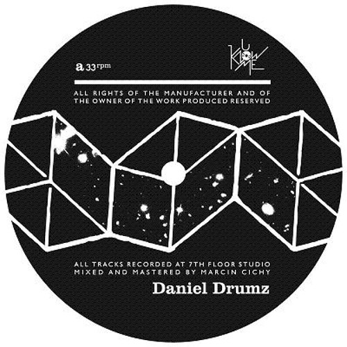 Daniel Drumz - Lay Low On The Treble (Teielte remix) [UKM 003]