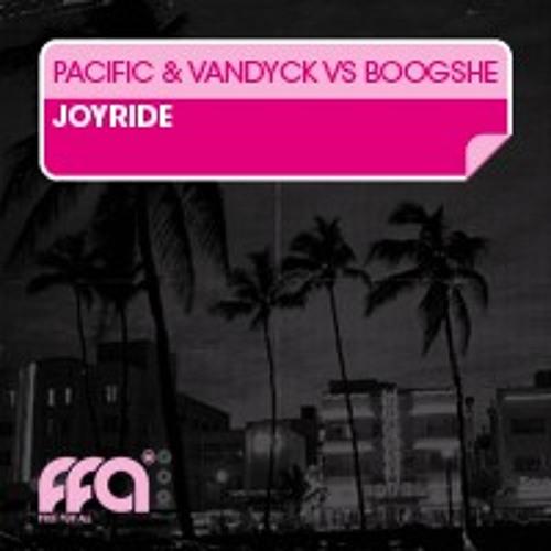 Pacific & Vandyck vs Boogshe - Joyride (radio edit)