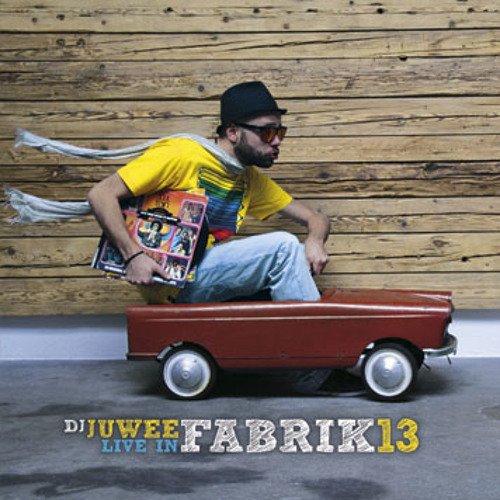 "Dj Juwee - ""Live In Fabrik 13"" Mix (2011)"