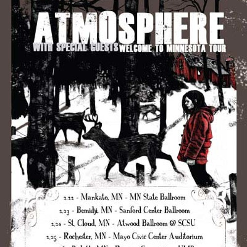 Atmosphere - Minnesota Nice feat. Felipe Cuauhtli, Prof, Mr. Gene Poole