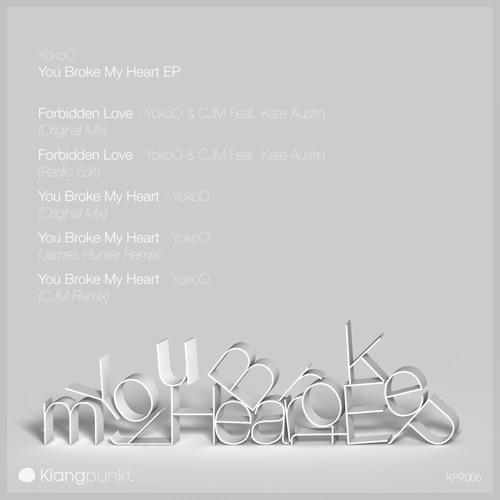 YokoO & CJM Feat. Kate Austin - Forbidden Love (Klangpunkt)