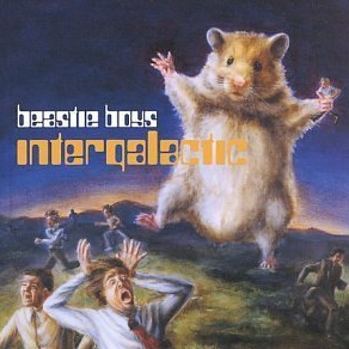 Beastie Boys - Intergalactic (Rico South Moombahton Bootleg)