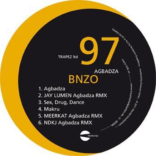 BNZO - Agbadza (Jay Lumen Remix)