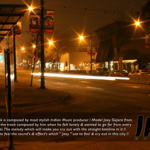 Jaey Gajera - In This City (Original Mix)