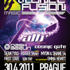 TRANCEFUSION Magic 30.4.2011 Prague: ATB, Dash Berlin, Cosmic Gate and many more