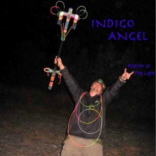 Indigo Angel ~ Warrior
