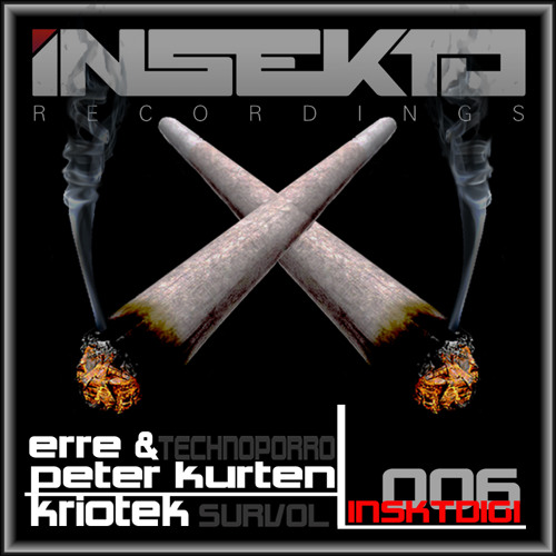 ERRe & Peter Kurten - technoporro (INSKTDIGI006) clip