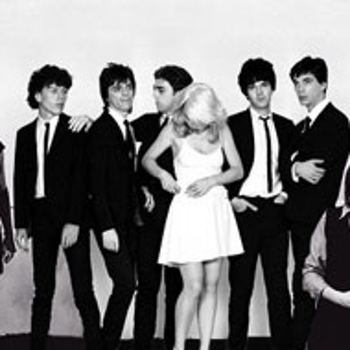Arcade Fire x Blondie