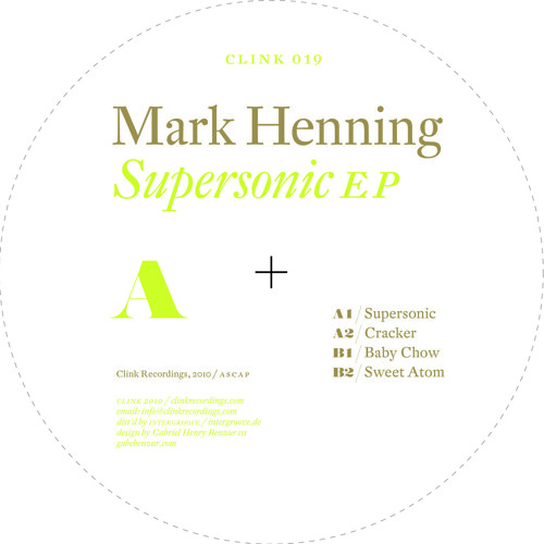 Mark Henning - Supersonic (Clink 2010)