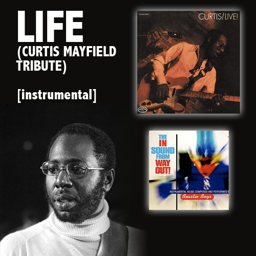 Life (Curtis Mayfield Tribute) - INSTRUMENTAL