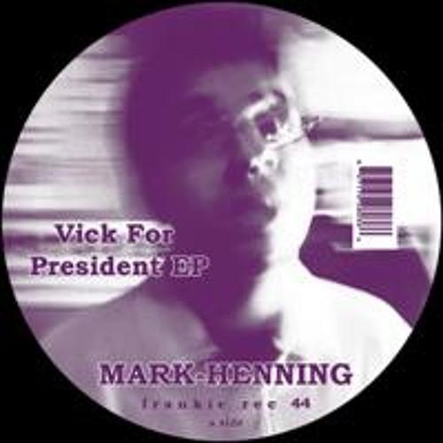 Mark Henning - Monster (Frankie 2009)
