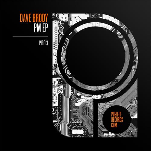 Pre-listen :: DAVE BRODY - HALFWAY PEAK