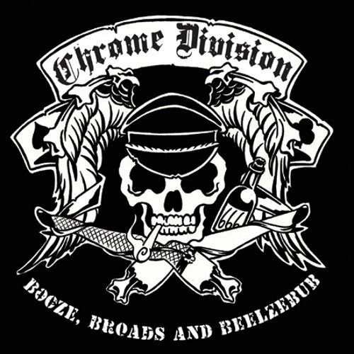CHROME DIVISION - Hate this Town