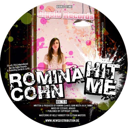 Romina Cohn- Hit me (International Deejay Gigolo Records)