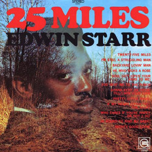 TWENTY-FIVE MILES / EDWIN STARR vs. SOUND DIMENSION (A D. J. SANCHEZ ROCK STEADY MASH-UP)