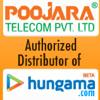 POOJARA TELECOM Authorized Distributor Hungama.com
