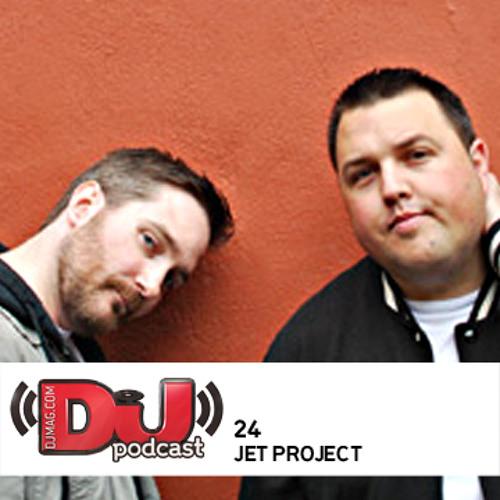 DJ Weekly Podcast 24: Jet Project