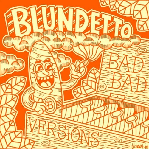 Blundetto - Mustang (Dav***k version)