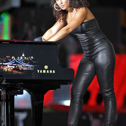 Alicia Keys - Empire State Of Mind Solo