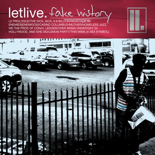 letlive. - The Sick, Sick, 6.8 Billion