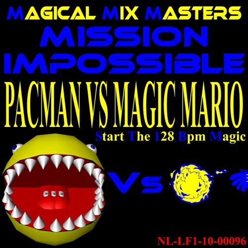 Mission Impossible 2 - Pacman Vs Super Mario