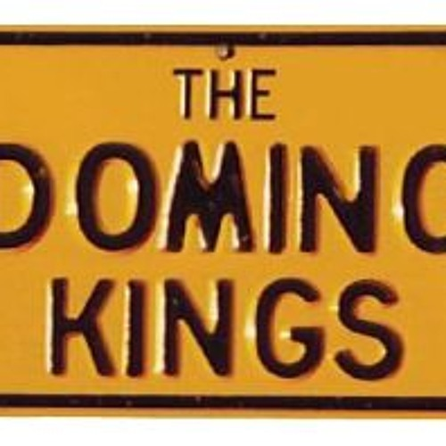 The Domino Kings-Where Your Lies Stop & Sad Side Of Town (Wood House)