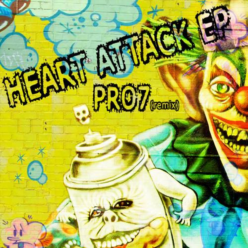 Utku Sonnez- Heart Attak (Pro7 kiss my ass remix)