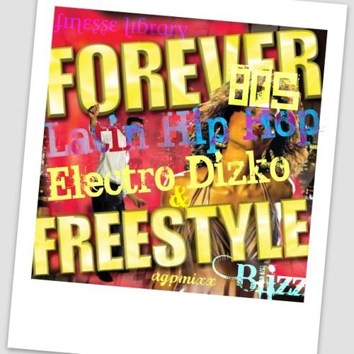 80s Freestyle-Latin Hip Hop-Electro Dizko Blizz Mix