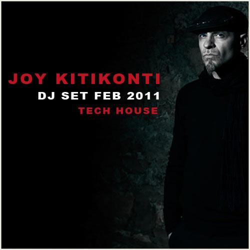 Joy Kitikonti  Tech house